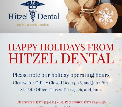Hitzel Dental Holiday Hours